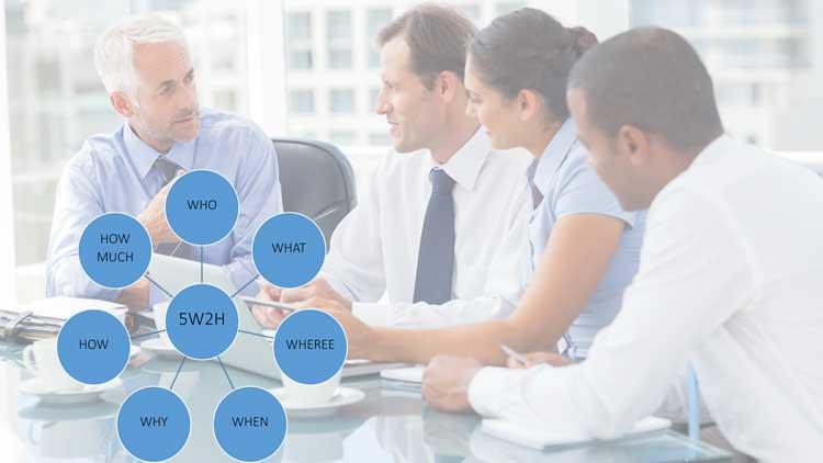 O que é o 5W2H e como ele ajuda as atividades da empresa