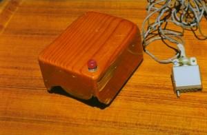 Primeiro mouse de computador