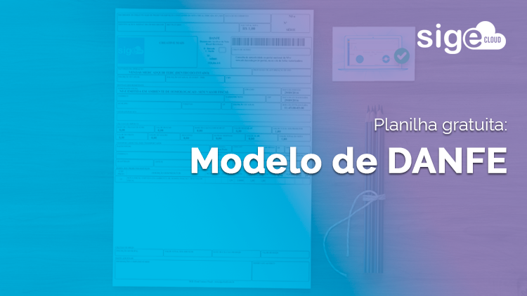 Modelo de DANFE em Excel: simule a impressão de sua NF-e