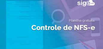 Controle de Notas de Serviço: planilha para download