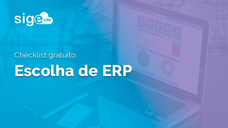Checklist para Escolha de ERP: planilha Excel para download