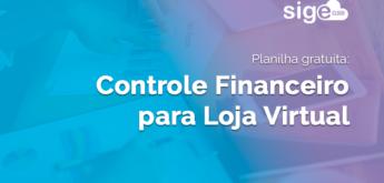 Controle Financeiro para Loja Virtual: planilha para download