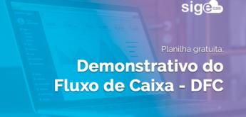 Demonstrativo do Fluxo de Caixa: planilha para download