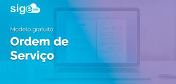 Ordem de Serviço Word: modelo gratuito para download