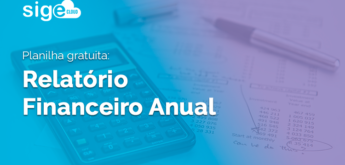 Relatório Financeiro Anual: planilha para download gratuito