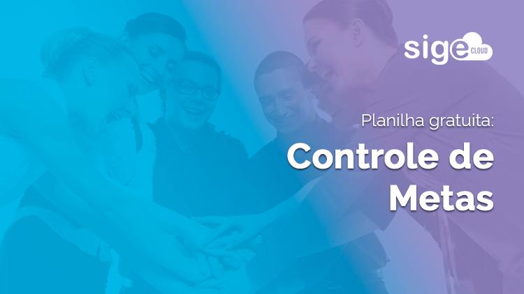 Controle de Metas: modelo de planilha para download