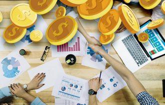 Gestão financeira: fechamento mensal empresarial