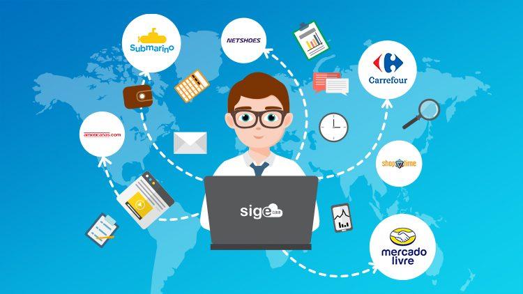 Como integrar Marketplaces com o SIGE Cloud